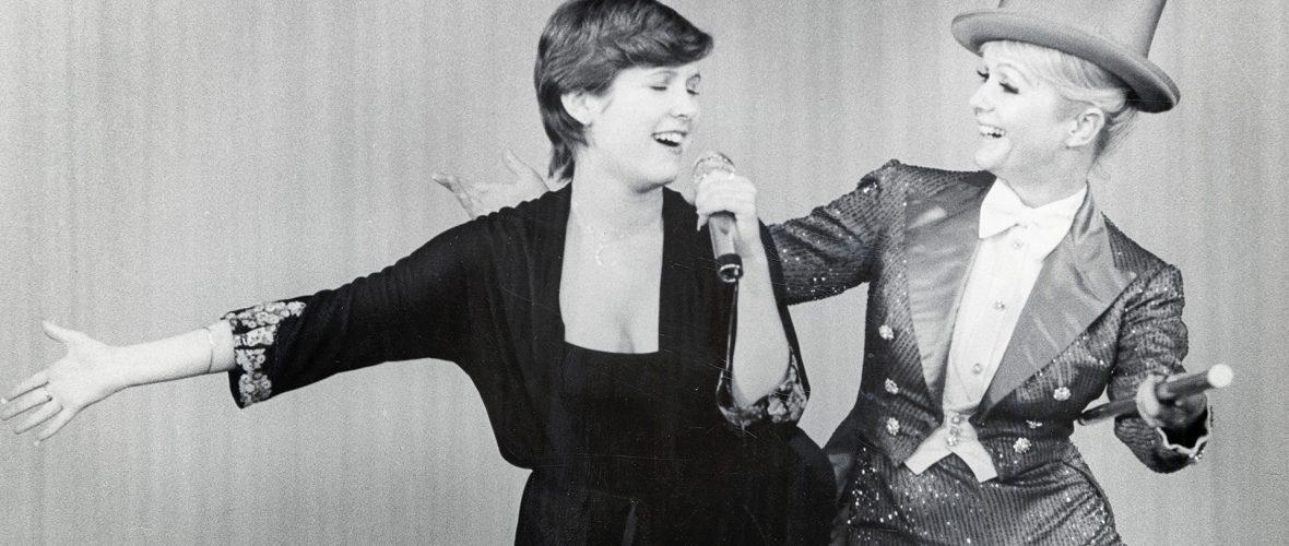 Carrie Fisher i Debbie Reynolds to nadal gwiazdy, nawet po śmierci. Bright Lights – recenzja Spider's Web