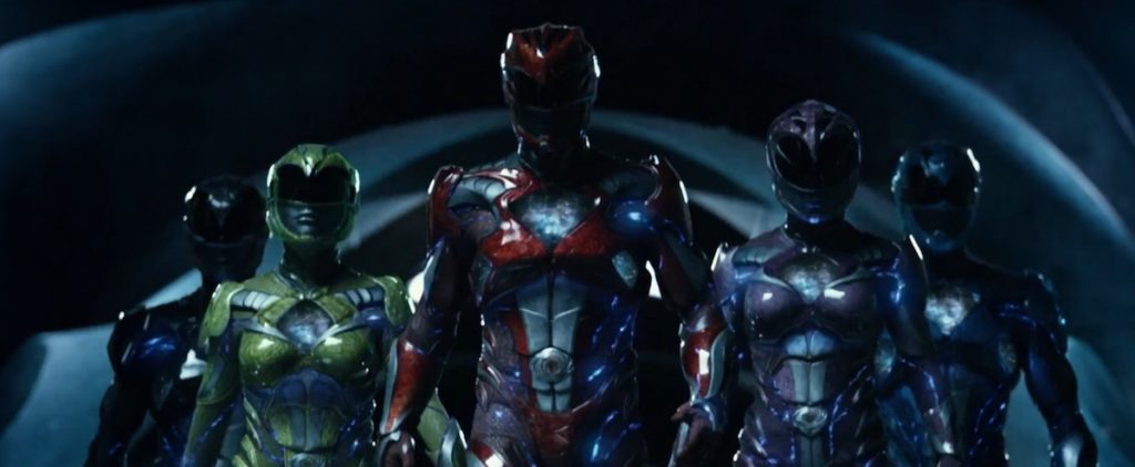 Power Rangers 2017 - trailer 2