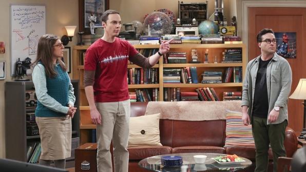 The Big Bang Theory S10E12 - recenzja