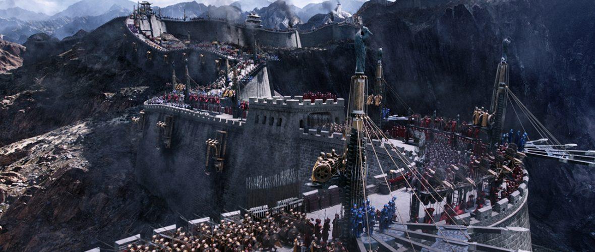 Wielki Mur to gratka dla fanów kina przygodowego. The Great Wall – recenzja Spider's Web