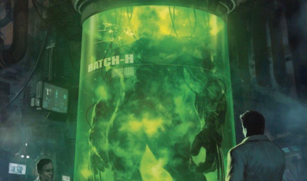 Kiedyś musiało do tego dojść. Marvel łączy Hulka i Wolverine'a… w jednąpostać