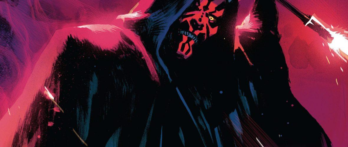 """Star Wars:Darth Maul – Marvel dalej """"doi"""" postacie Gwiezdnych wojen zamiast zaproponować nowe, ciekawe historie"""