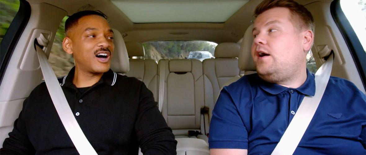 """Pierwsza autorska produkcja Apple Music """"na wiosnę""""? Będzie dobrze, jak Carpool Karaoke pojawi się w tym roku"""