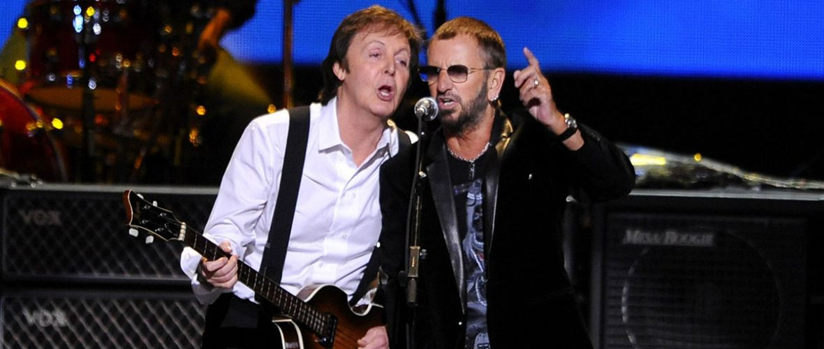 The Beatles wiecznie żywi! Ringo Starr i Paul McCartney będą razem tworzyć nową muzykę