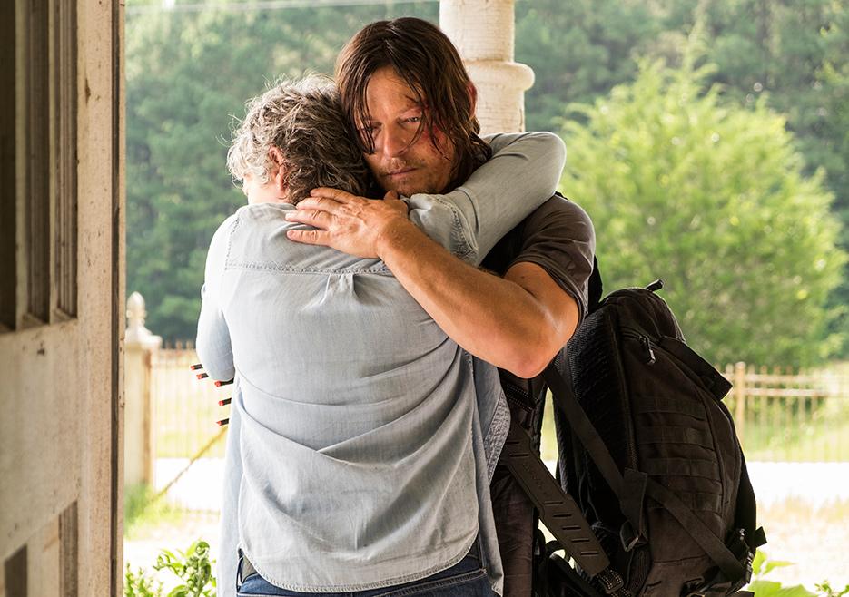 The Walking Dead S07E10 New Best Friends recenzja