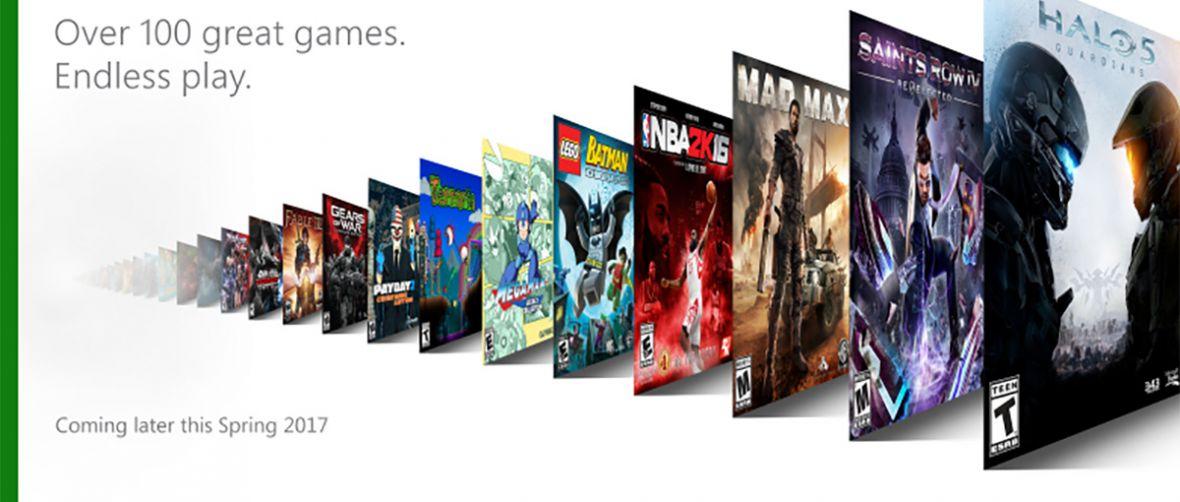 """Xbox Game Pass: znamy datę premiery """"Netfliksa dla gier"""""""
