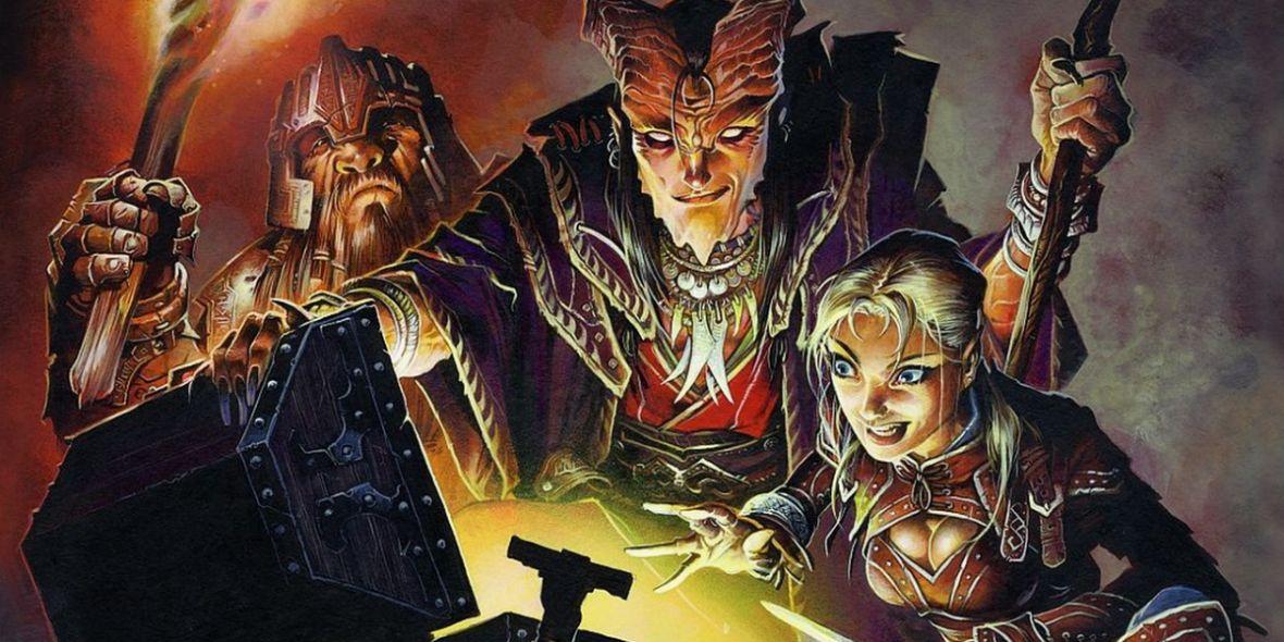 Powstaje oficjalna aplikacja do papierowych sesji Dungeons & Dragons! Beta jużdostępna