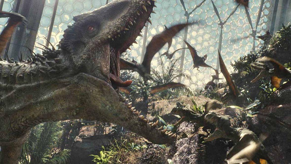 Pierwsze zdjęcie z Jurassic World 2 jest tak dobre, że nadaje się na tapetę
