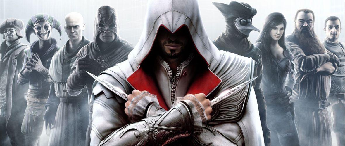 Serial Assassin's Creed powstanie. Będzie animowany