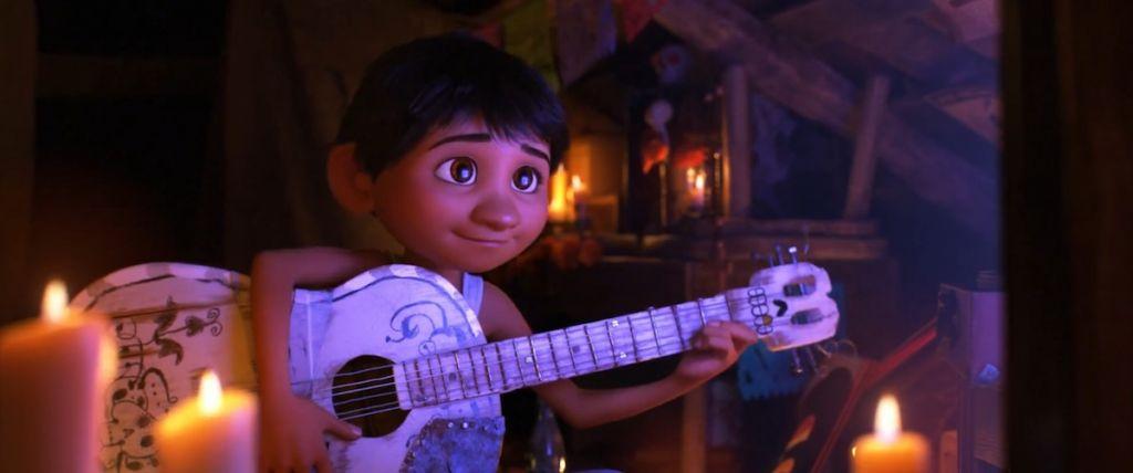 coco disney pixar trailer zwiastun