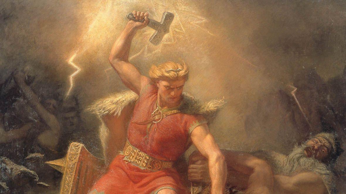 """Neil Gaiman opowiedział od nowa nordyckie mity. """"Mitologię nordycką"""" czyta się jak najlepsze fantasy"""