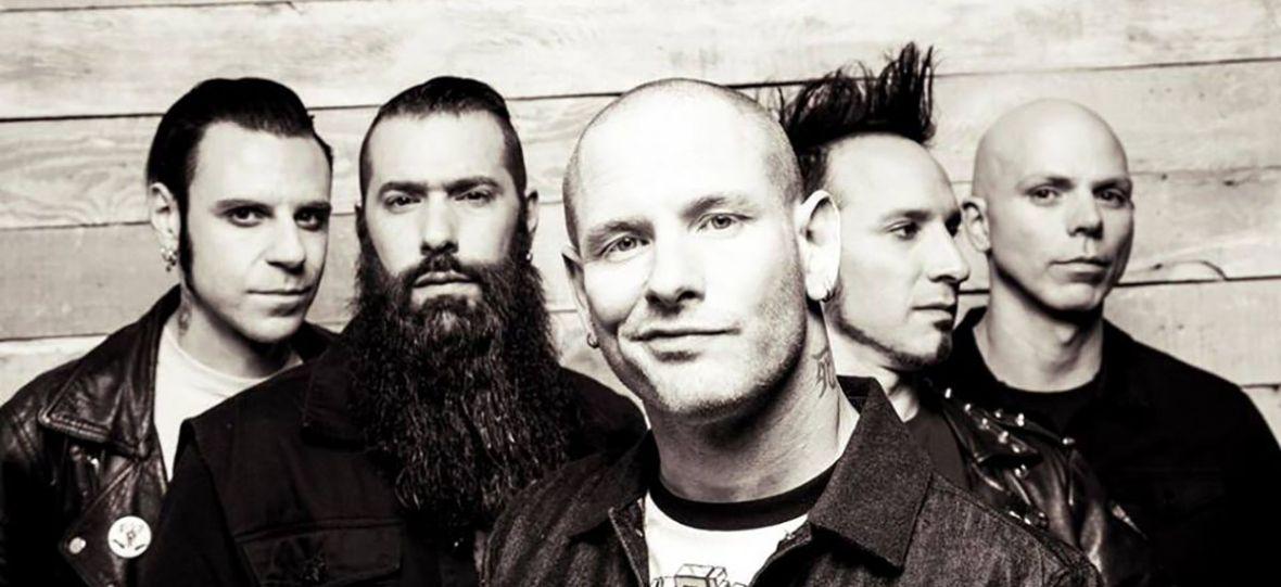 No nareszcie! Nowy album Stone Sour już gotowy, zespół wychodzi ze studia