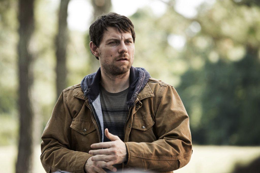 Patrick Fugit jako Kyle Barnes w Outcast