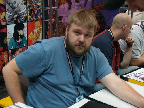 Robert Kirkman - twórca Outcast i The Walking Dead