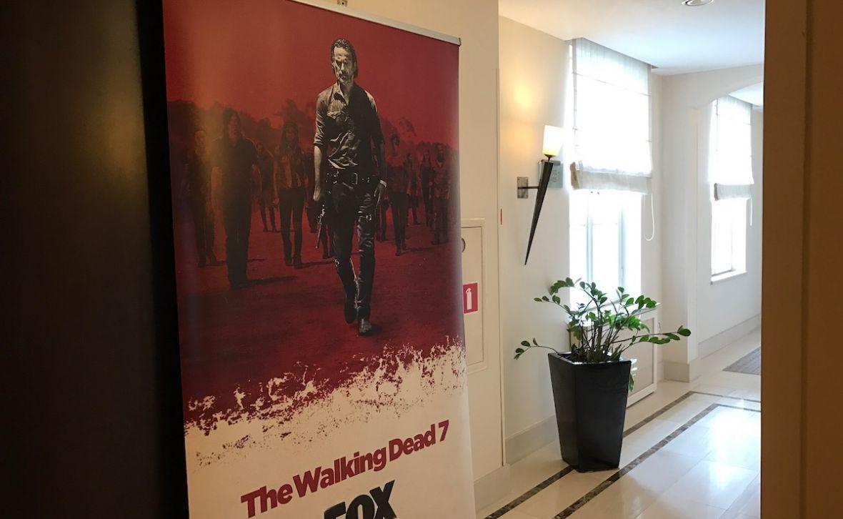 Aktorzy z The Walking Dead odwiedzili Polskę. Nam udało się z nimi porozmawiać sam na sam