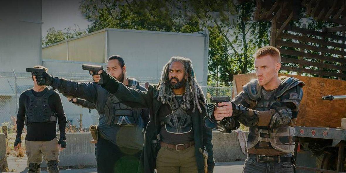 Mało żywych trupów w The Walking Dead. Zombie są bardziej ludzcy niż… ludzie