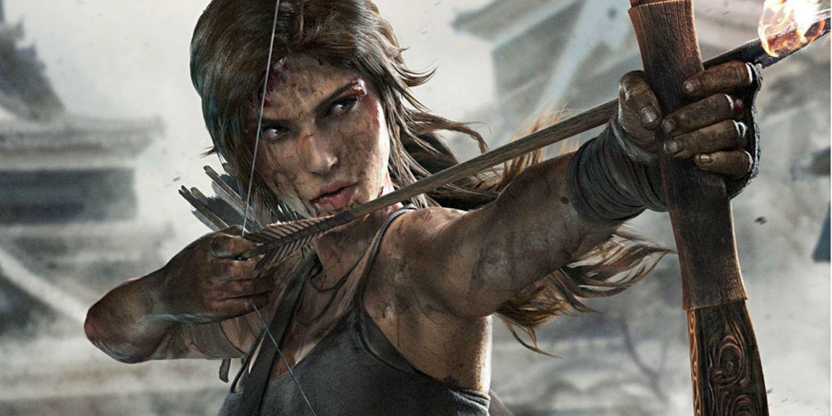 Nowa Lara Croft w pełnej okazałości. Tak wygląda Alicia Vikander na planie filmu Tomb Raider