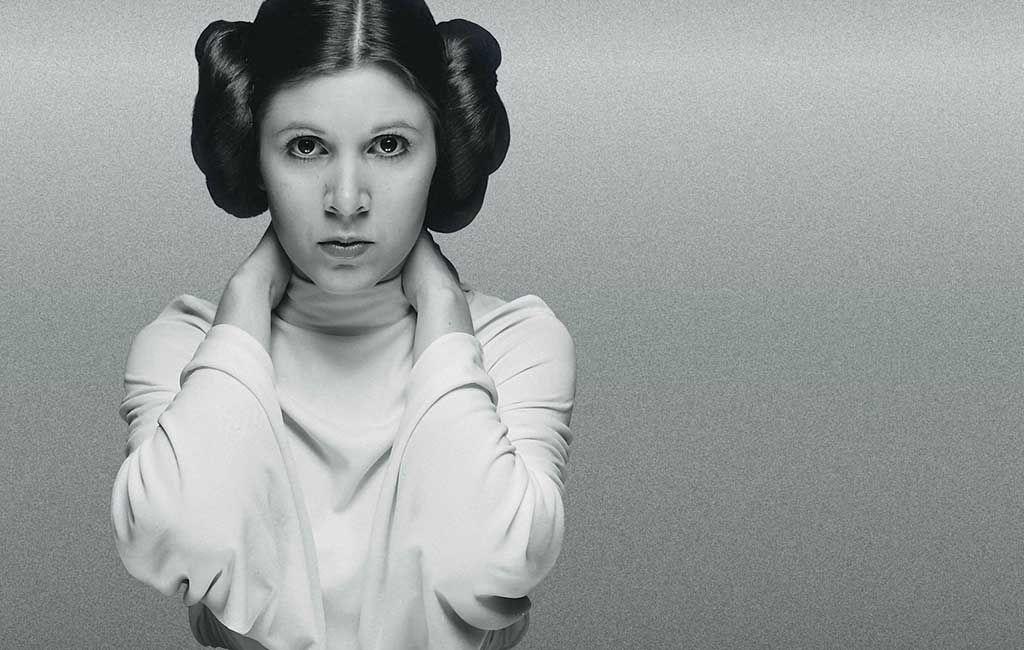 Top bohaterek na serial Leia Organa