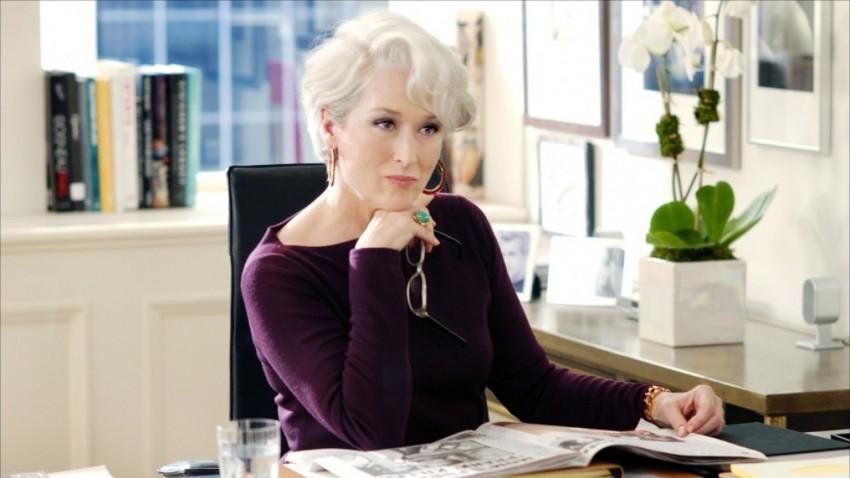 Top bohaterek na serial Miranda Priestley