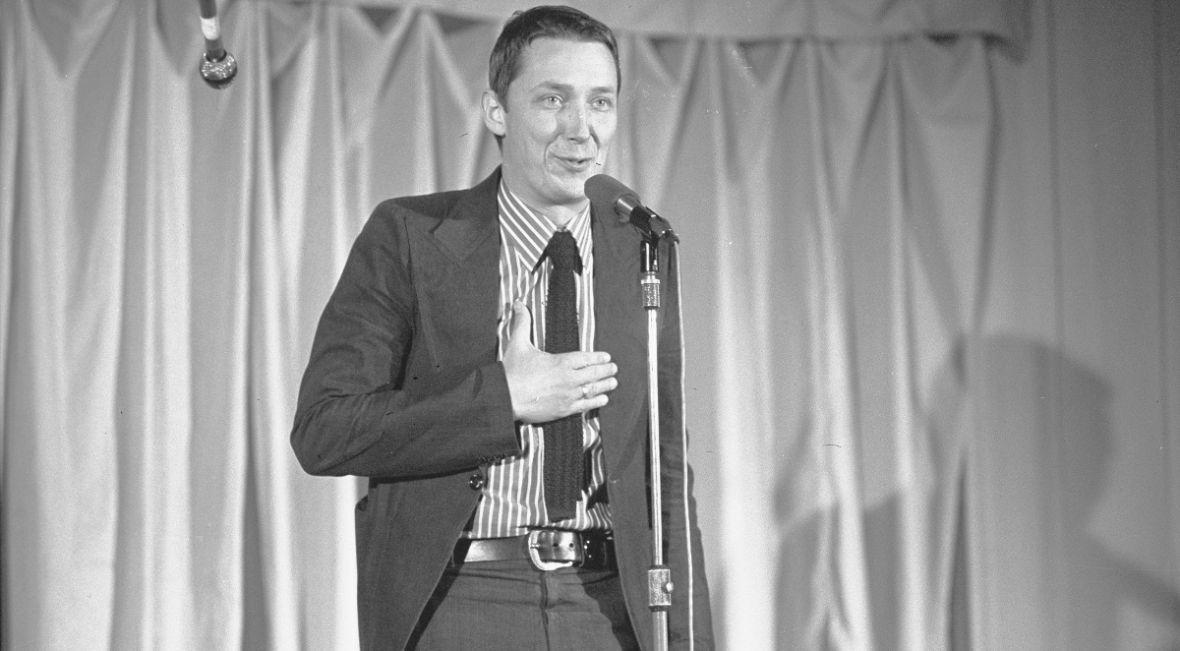 Zmarł Wojciech Młynarski. Na długo po tym, jak zmarł polski kabaret