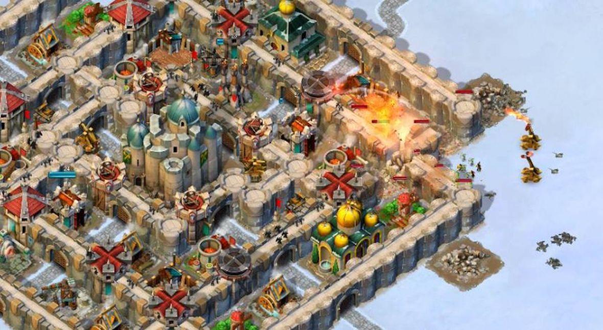 """Po """"zaledwie"""" trzech latach od premiery, Age of Empires: Castle Siege w końcu dotarło na Androida"""