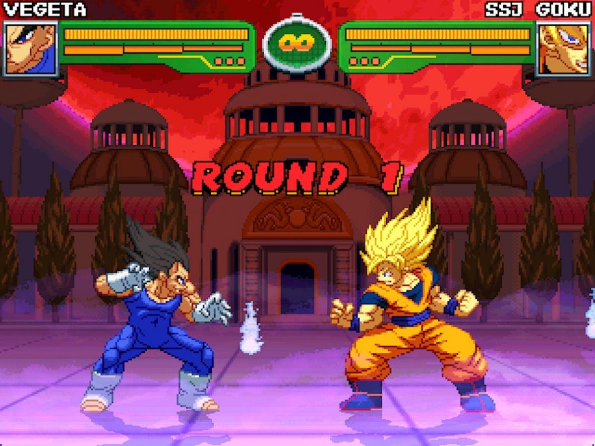 Fani nie mogli się doczekać bijatyki Dragon Ball na PC, więc stworzyli własną. Oto Hyper Dragon Ball Z!