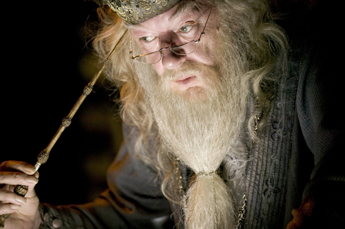 Dumbledore jest gejem ale hollywood o tym nie opowie for Professor dumbledore wand