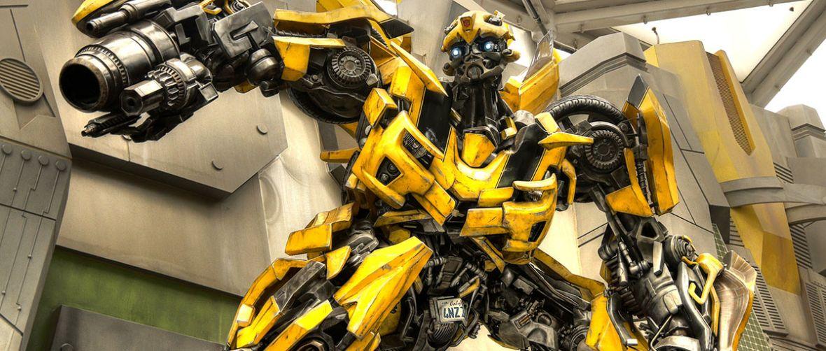 Bumblebee, czyli pierwsze szczegóły na temat spin-offu Transformers