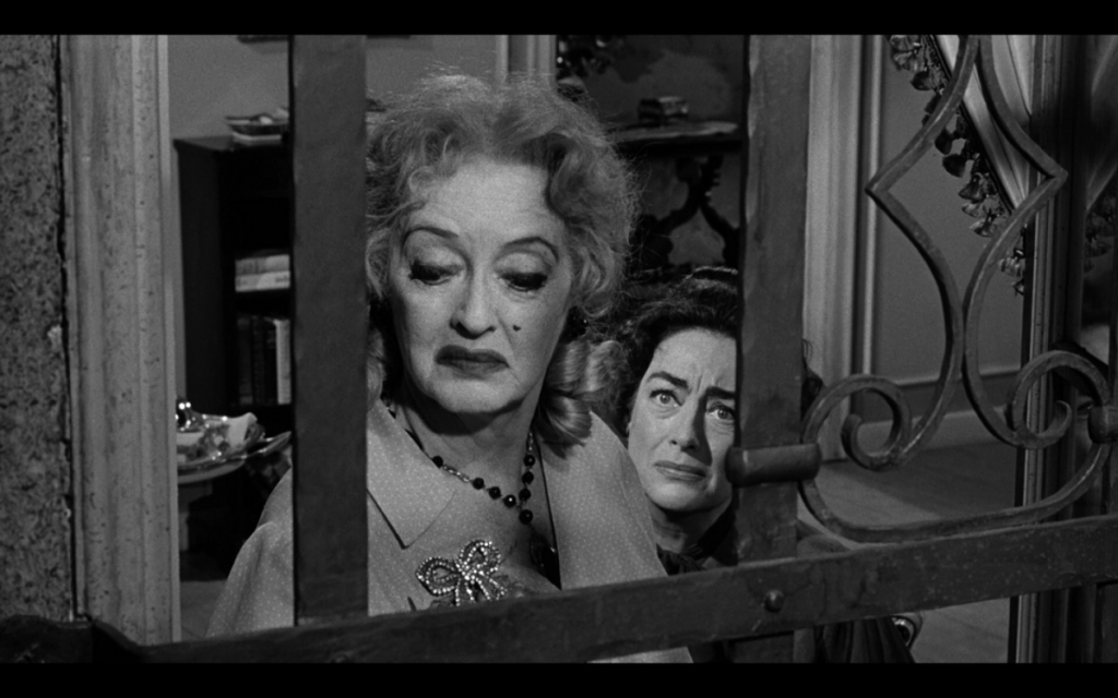 Bette Davis i Joan Crawford w filmie Co się zdarzyło Baby Jane?