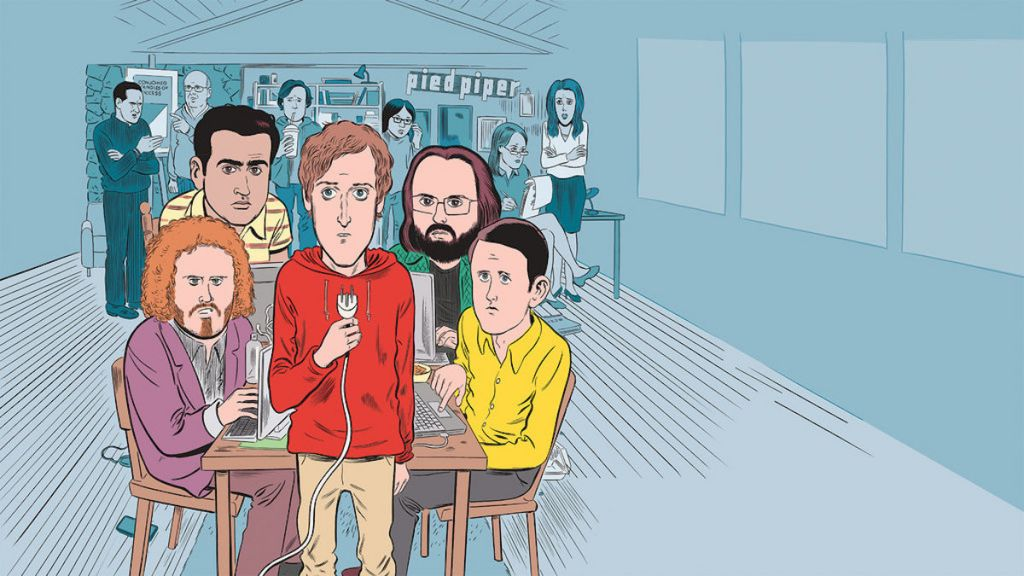 Dolina Krzemowa - 4 sezon - S04E01 - recenzja - Silicon Valley - HBO