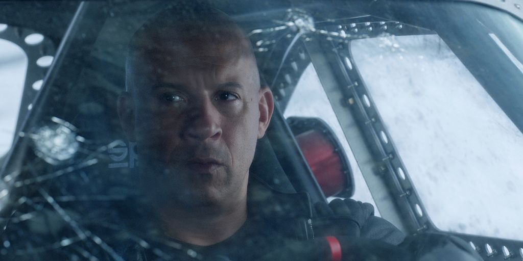 Fate of the Furious - Fast and Furious 8 - Szybcy i wściekli 8 - recenzja
