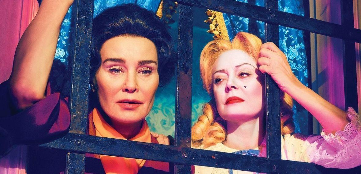 Konflikt: Bette i Joan to wyśmienicie zrealizowany serial i gratka dla fanów kina