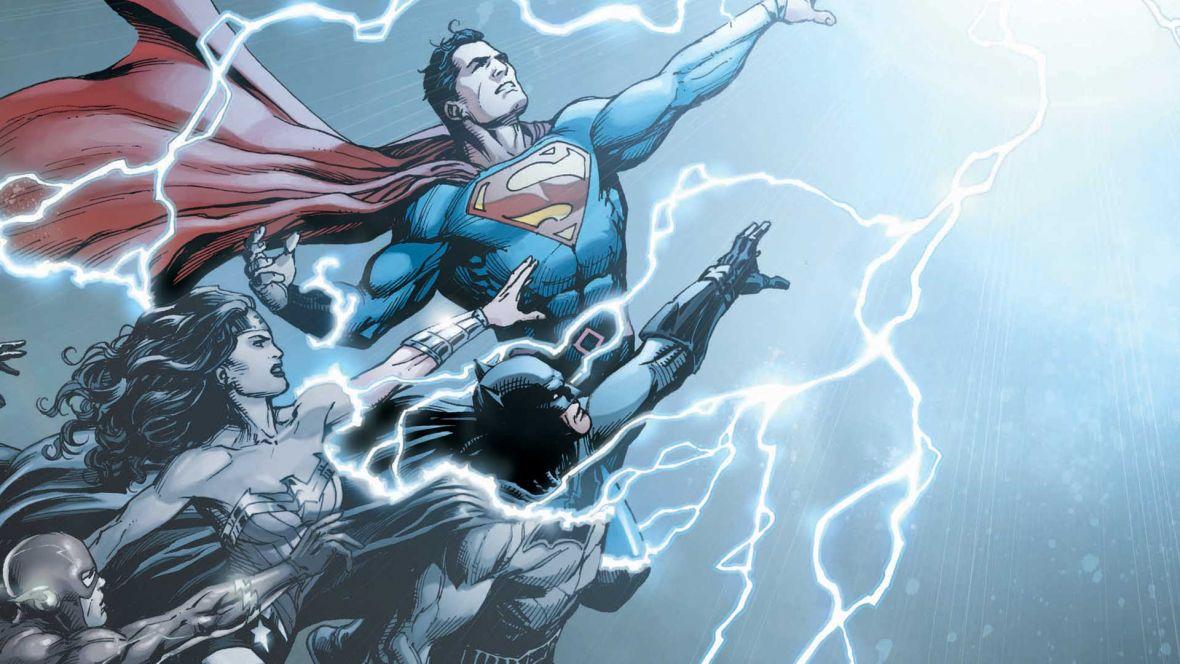 To jeszcze nie koniec niespodzianek DC Rebirth. Czeka nas spotkanie dwóch Batmanów