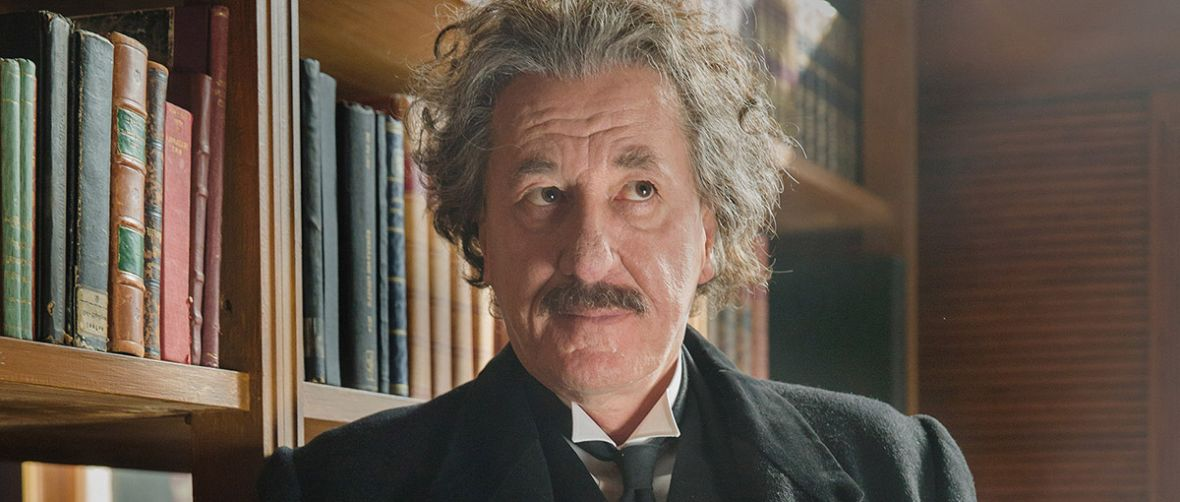 Historia Alberta Einsteina nakazuje mi przypomnieć sobie jak obsługiwać telewizję kablową. Geniusz – recenzja Spider's Web
