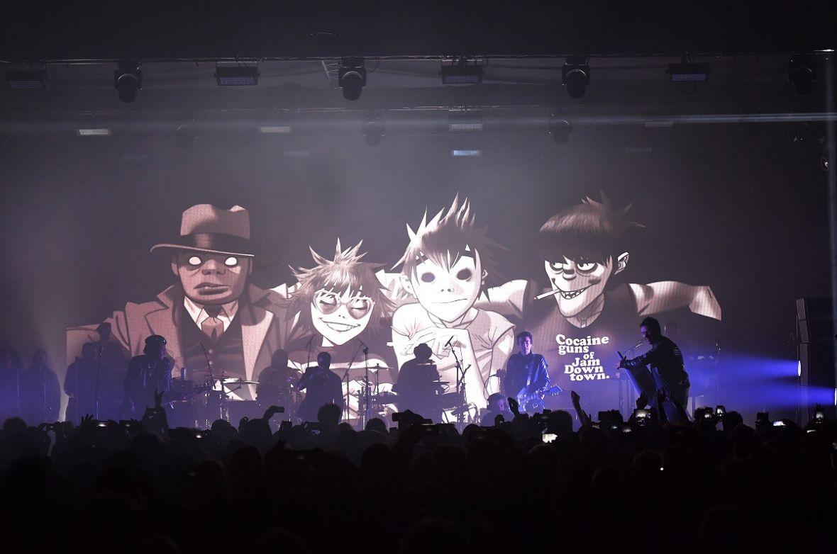 To już dziś! Rusza sprzedaż biletów na koncerty Gorillaz w Polsce
