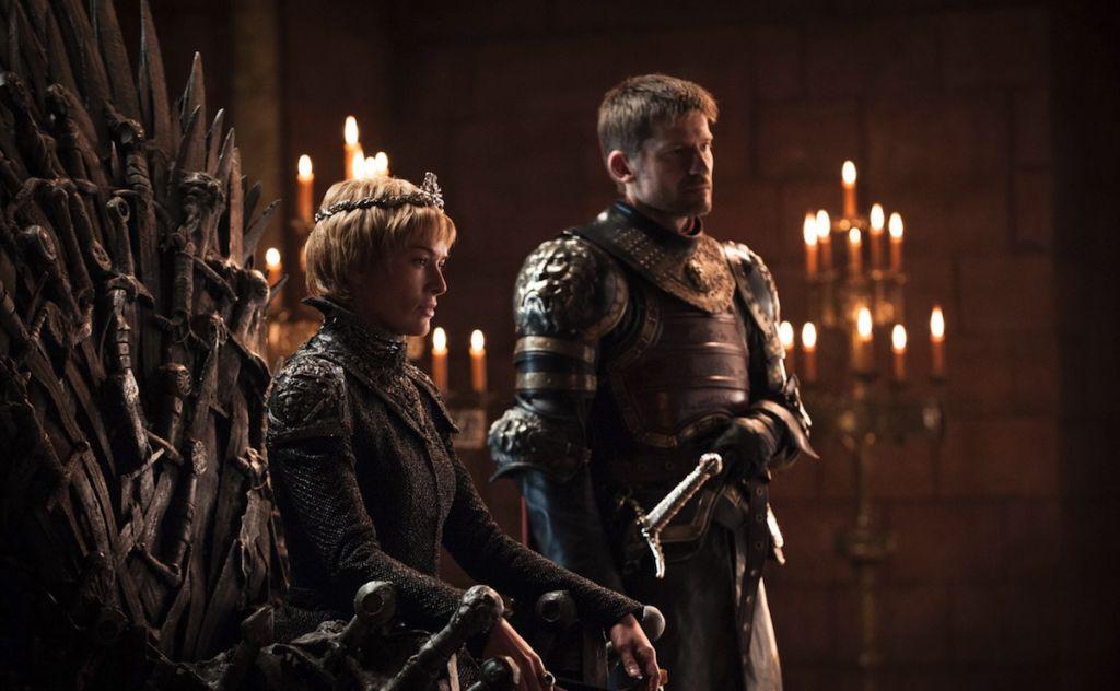 Gra o tron król królowa westeros żelazny tron