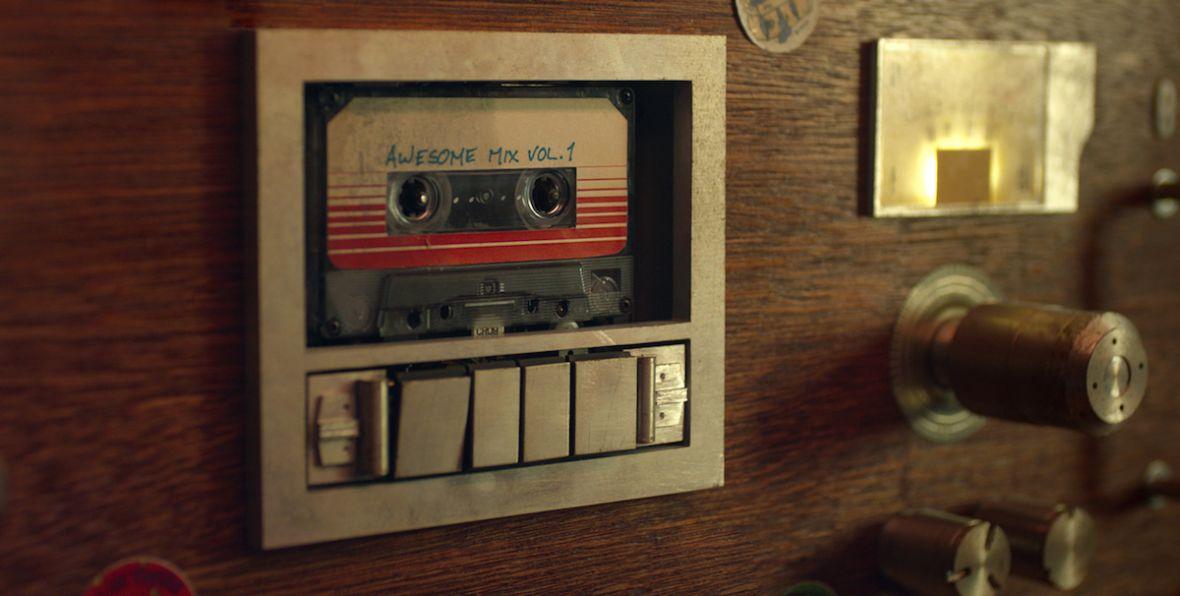 To będzie hit! Możesz już posłuchać Guardians of the Galaxy Awesome Mix Vol. 2
