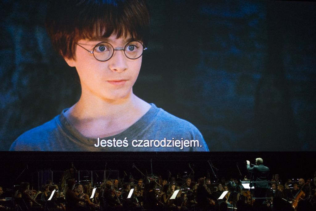 Najważniejszy moment całego filmu - wieści, że Harry jest czarodziejem.