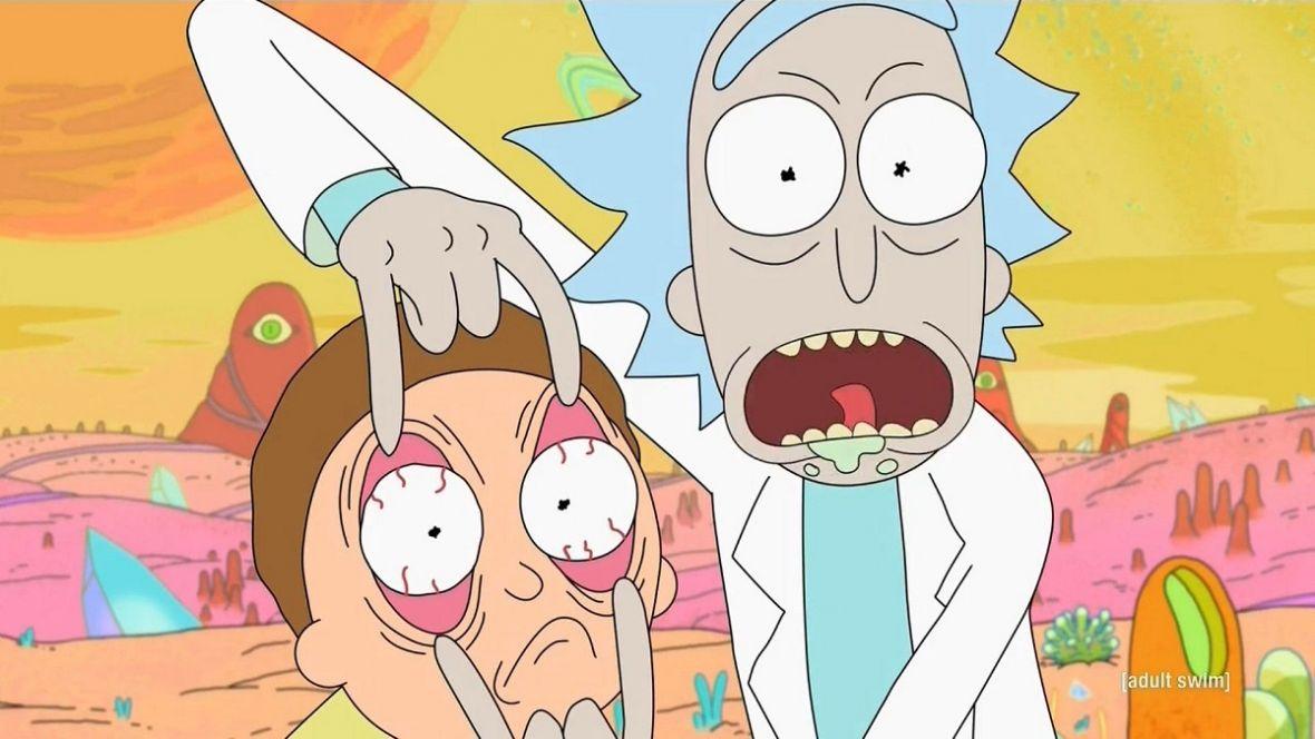 Co sprawia, że Rick and Morty to wybitna animacja? Trudno zdecydować