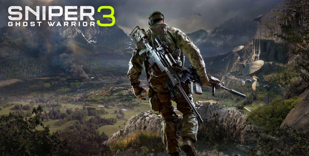 """""""Snajper to nie tylko jego karabin"""" – mówi Marek Tymiński z CI Games o Sniper Ghost Warrior 3"""