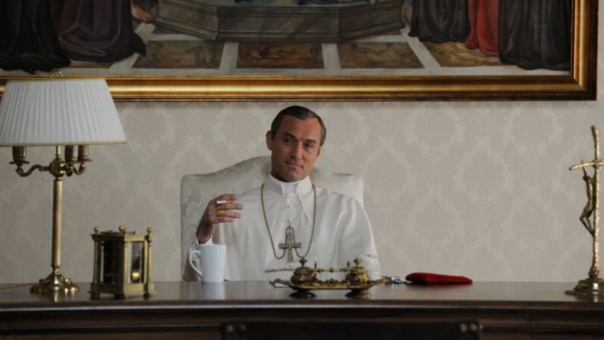 Jestem zdruzgotany. The Young Pope nie będzie miał kontynuacji. Sorrentino pracuje nad The New Pope