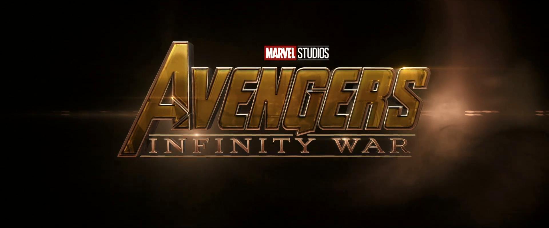 Avengers: Infinity War logotyp
