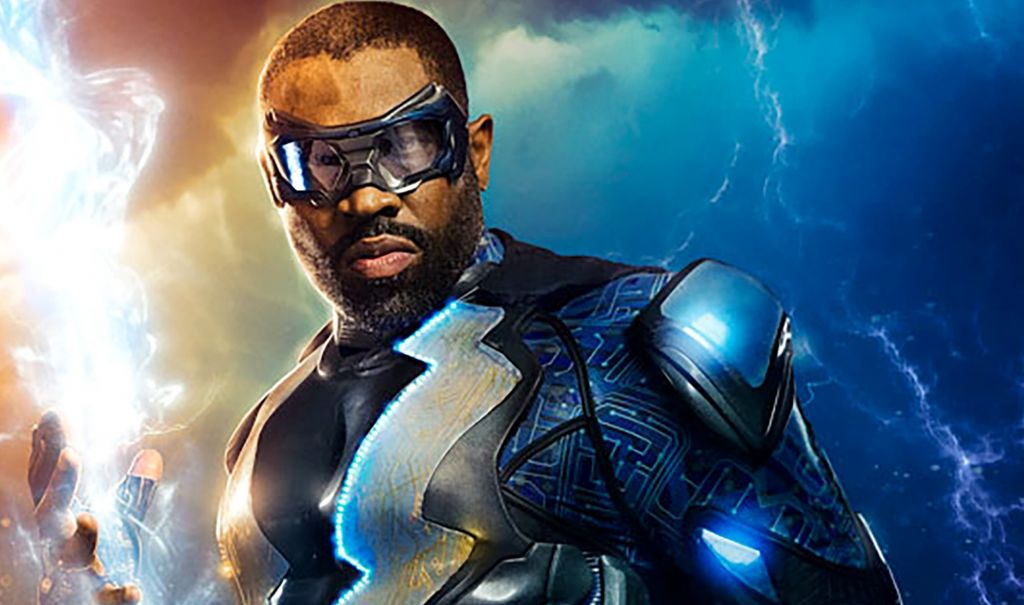 Trailer serialu Black Lightning