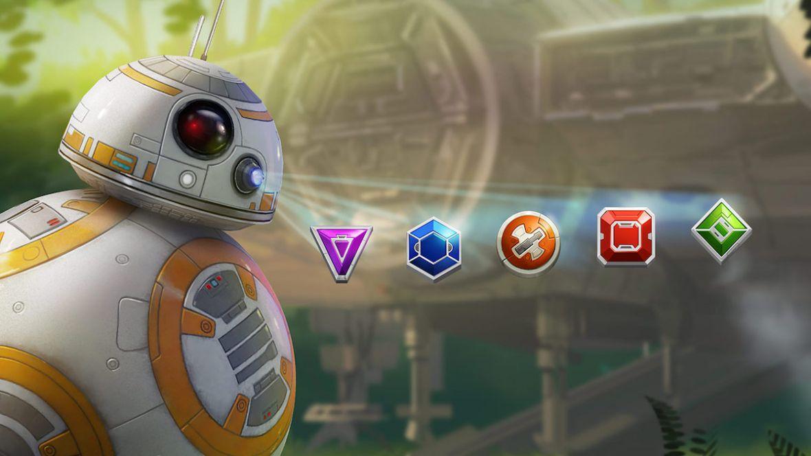 Najnowsza gra ze świata Gwiezdnych wojen to… darmowe Star Wars: Puzzle Droids na Androida oraz iOS