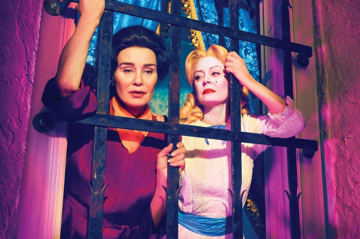 """Jessica Lange o swojej roli w serialu """"Feud"""" i o patriarchacie w Hollywood"""