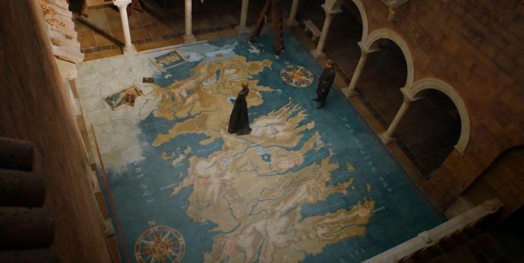 Gra o tron 7 sezon trailer