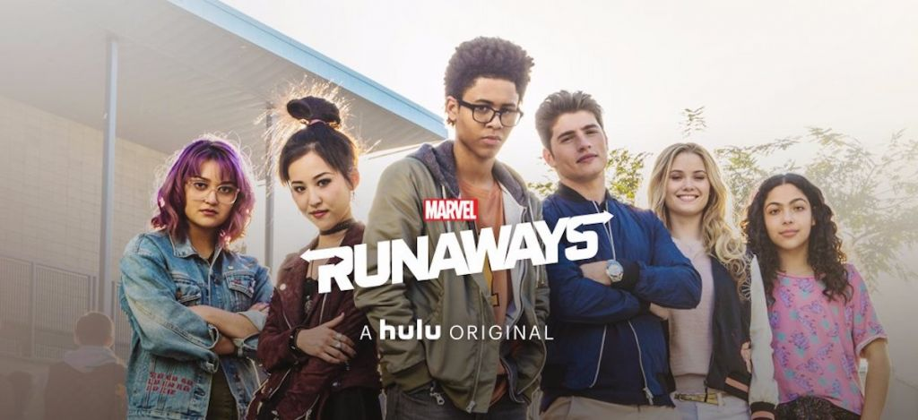 marvel's runaways serial hulu
