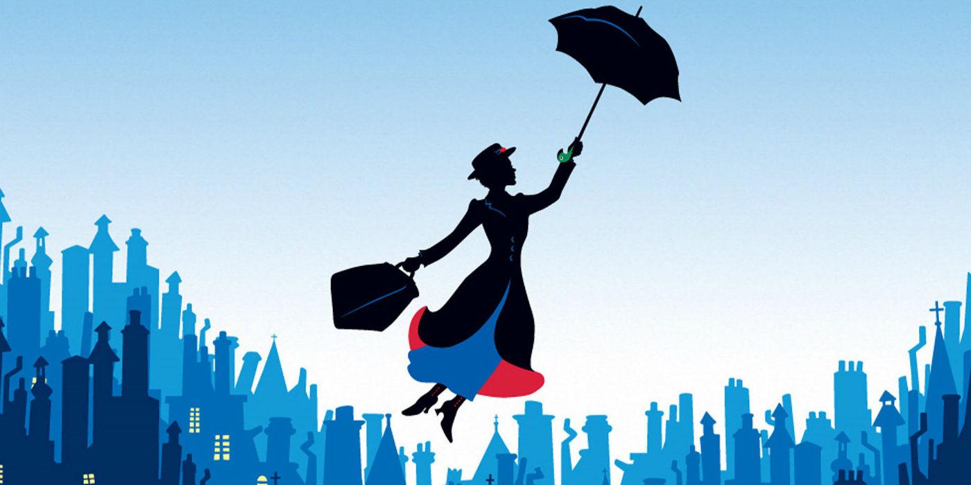Mary Poppins - grafika