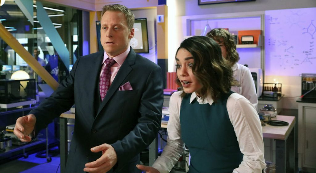 Powerless - NBC kasuje serial