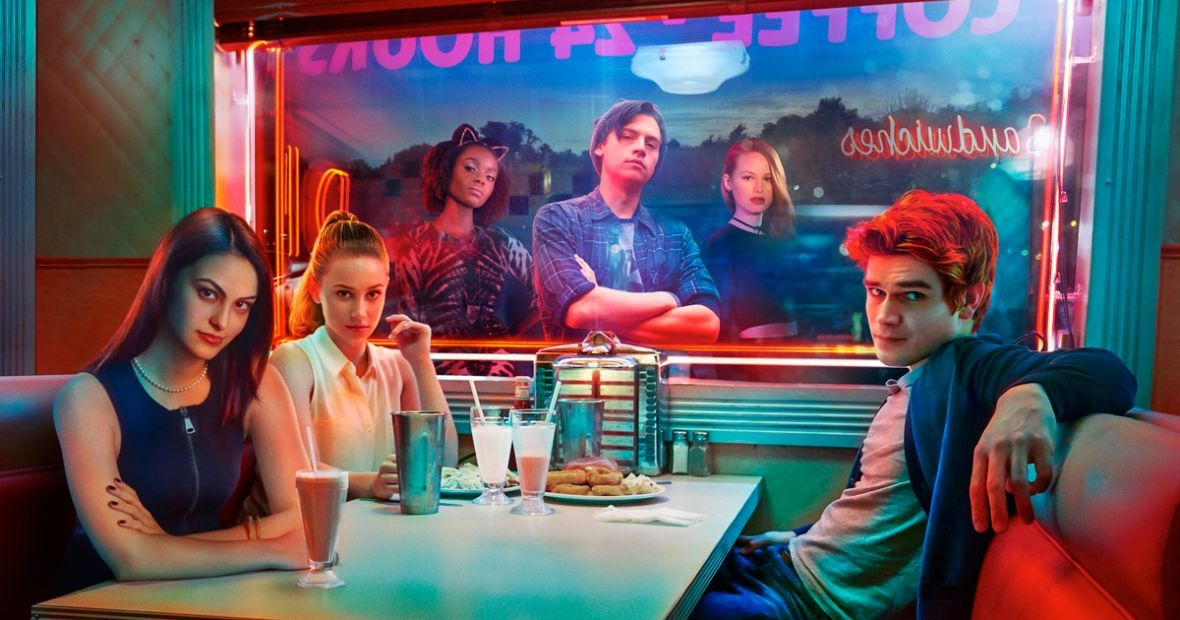 2. sezon Riverdale lada moment. 7 powodów, dla których musisz obejrzeć ten serial